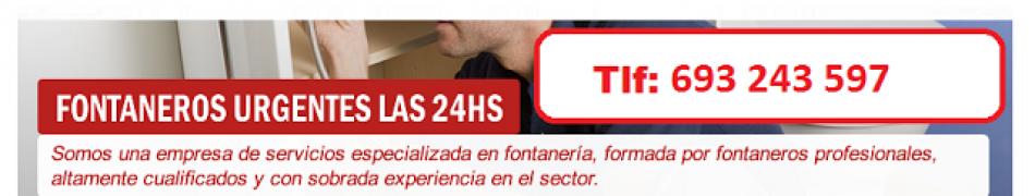 Fontanero Torrelodones